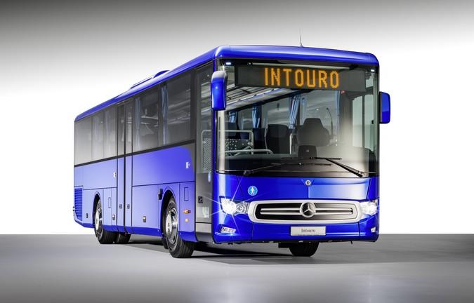 Novo Intouro da Mercedes-Benz é eleito ônibus de turismo do ano na Espanha
