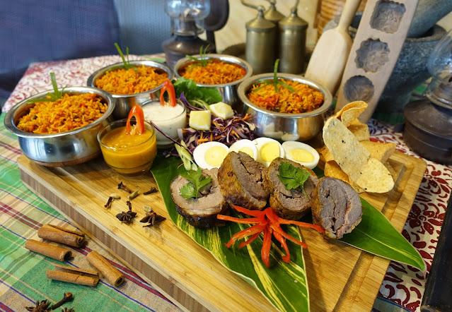 """Promosi """"HARI RAYA HAJI TAKEAWAY"""" dari Shangri-La's Rasa Sayang Resort and Spa Pulau Pinang"""