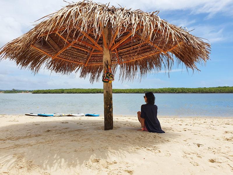Croa do Goré e Ilha dos Namorados
