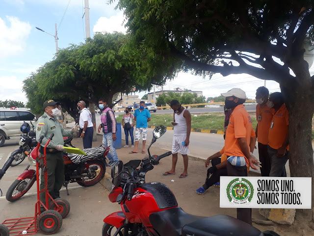 https://www.notasrosas.com/Se socializan normas sobre la Preservación del Patrimonio Nacional, en Maicao