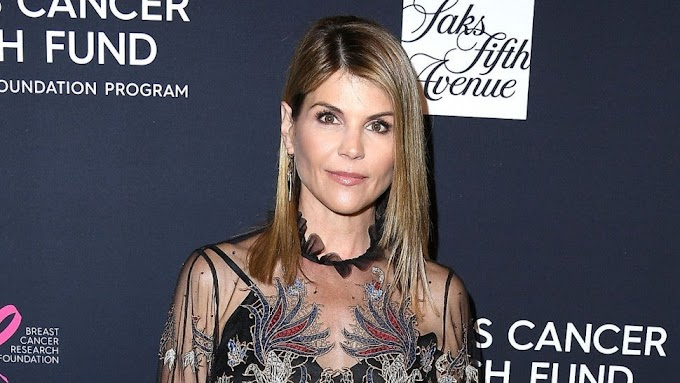Lori Loughlin released from prison after completing sentence for college admissions scandal