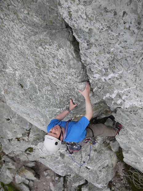 Rob Johnson Lead Climbing Refresher