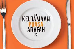 Niat Puasa Lebaran Haji Kamis 9 Dzulhijjah Jelang Idul Adha 2020 Serta Fadhilah Puasa Arafah