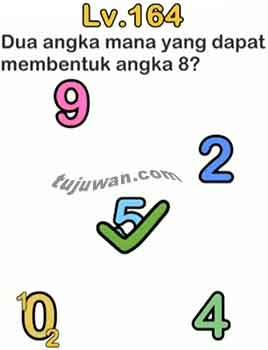 Temukan Angka 8 Brain Out : temukan, angka, brain, Brain, Angka, Dapat, Membentuk, Jawaban, Peringkat, Tujuwan.com