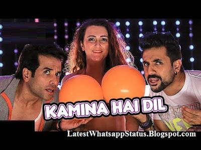 Kamina Status and Kamine Dosts Per line in Hindi