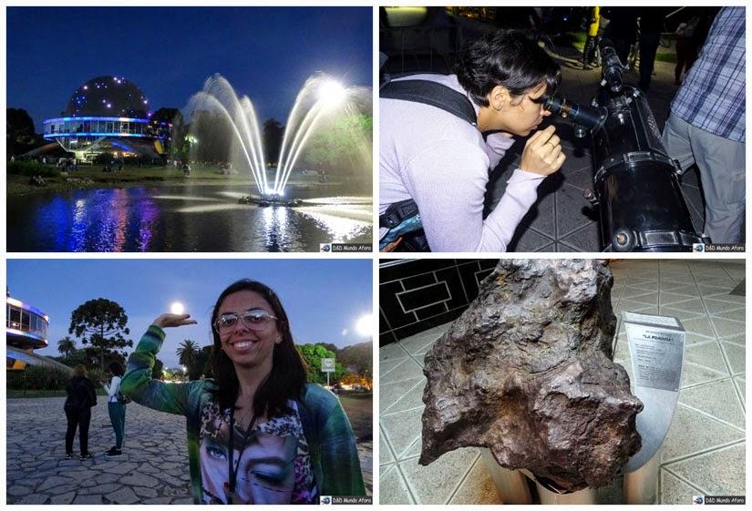Planetário Buenos Aires Argentina