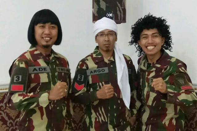 Aa Jimmy Jadi Korban Meninggal Tsunami Banten