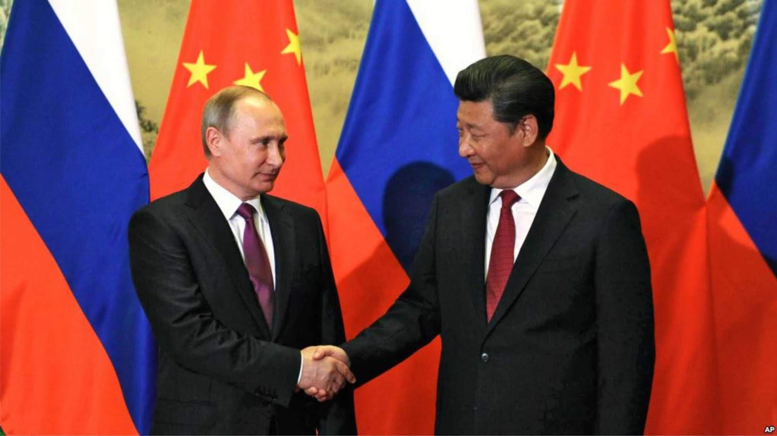 Rusia dan Cina tidak setuju dengan format baru kawasan Indo-Pasifik