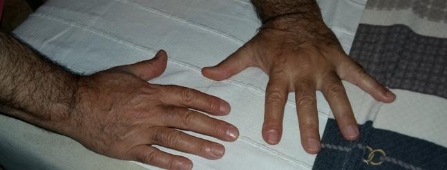 Emektar ellerim