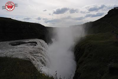 Catarata Gullfoss - Segundo salto