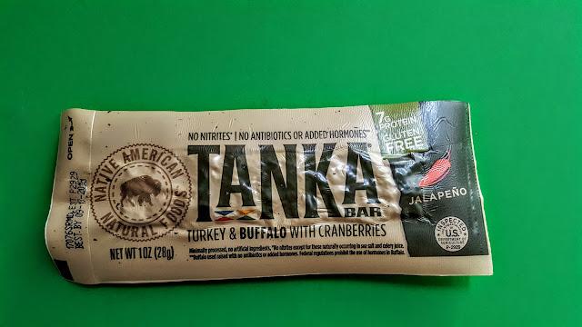 tanka bar turkey & buffalo