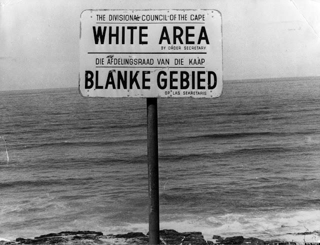Apartheid di Afrika Selatan