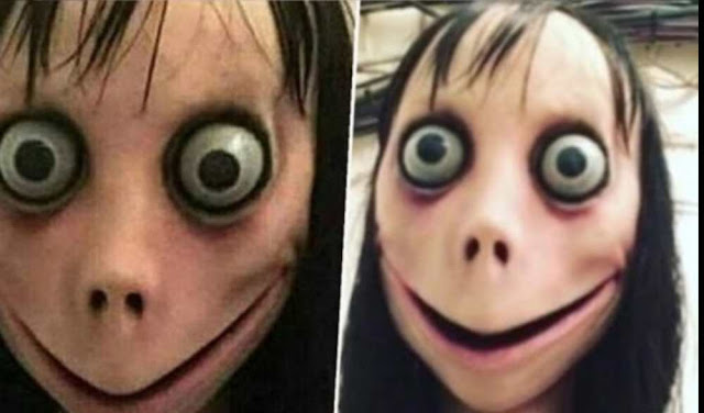 Momo Challenge In Hindi
