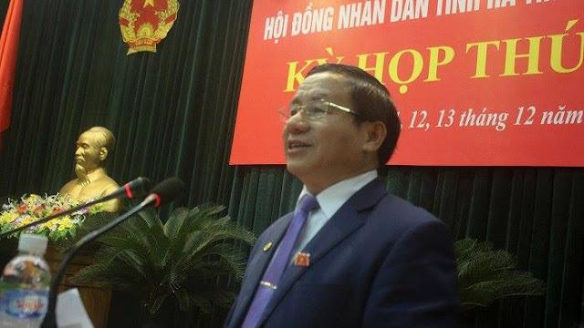 Bí thư Tỉnh uỷ, Chủ tịch HĐND tỉnh Lê Đình Sơn