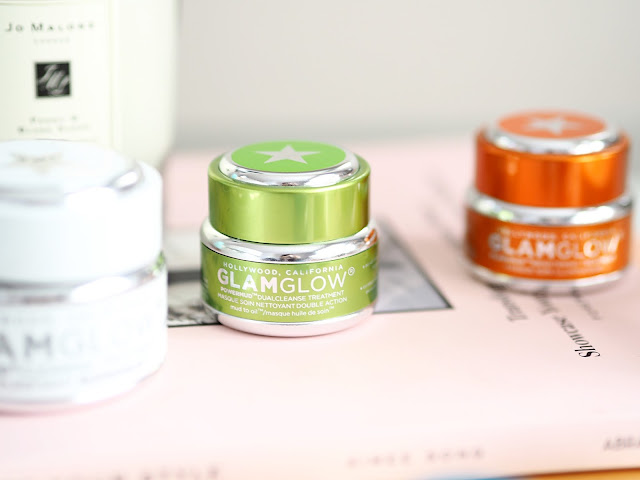 Glamglow Dualcleanse Treatment.