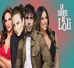 capítulo 54 - telenovela - la suerte de loli  - telemundo