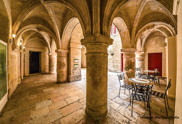 Palácio do Inquisidor, Birgù, Malta