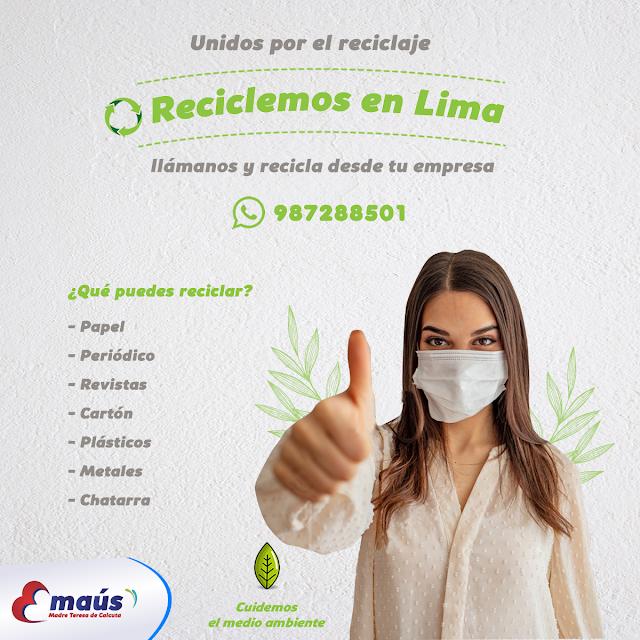 Reciclemos en Lima
