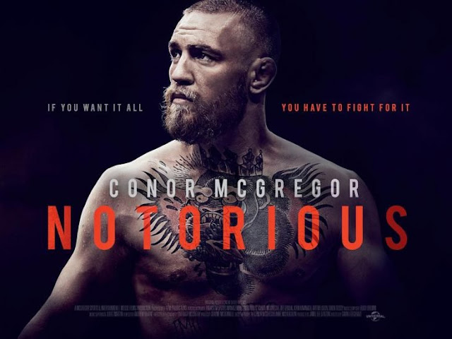 Primer tráiler del documental de Connor McGregor
