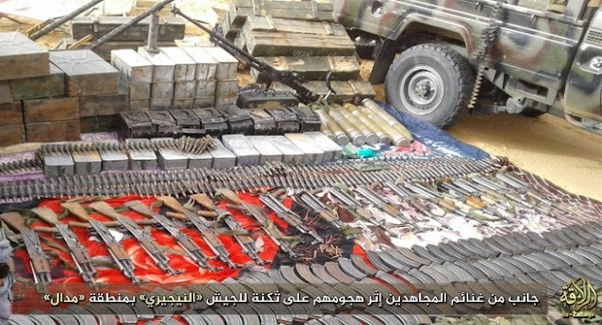 ¿Quién vende armas a los yihadista en el Sahel?. Investigación sobre el armamento de los grupos terroristas.