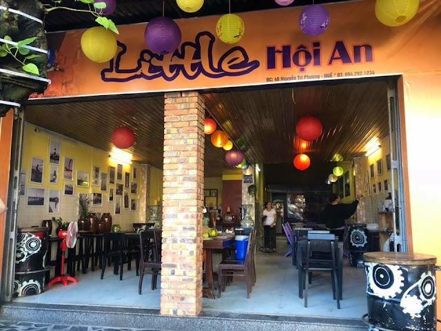 little hoi an hue vietnam