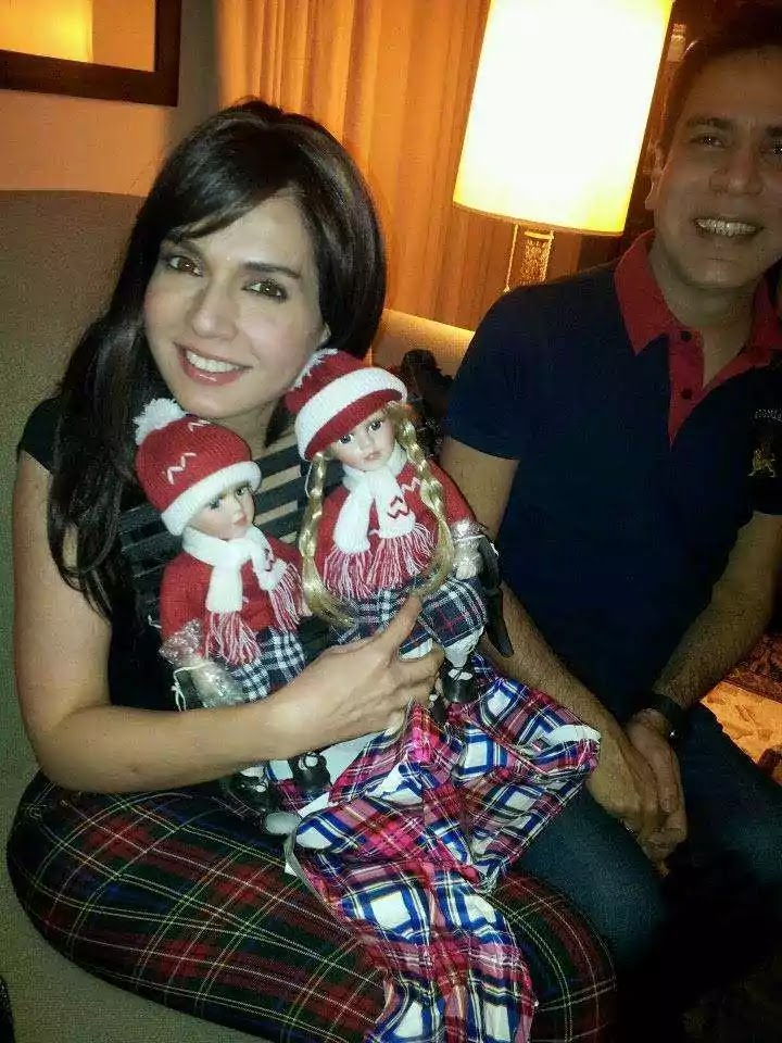 Mahnoor Baloch Latest Beautiful Pictures With Her Husband And Daughter