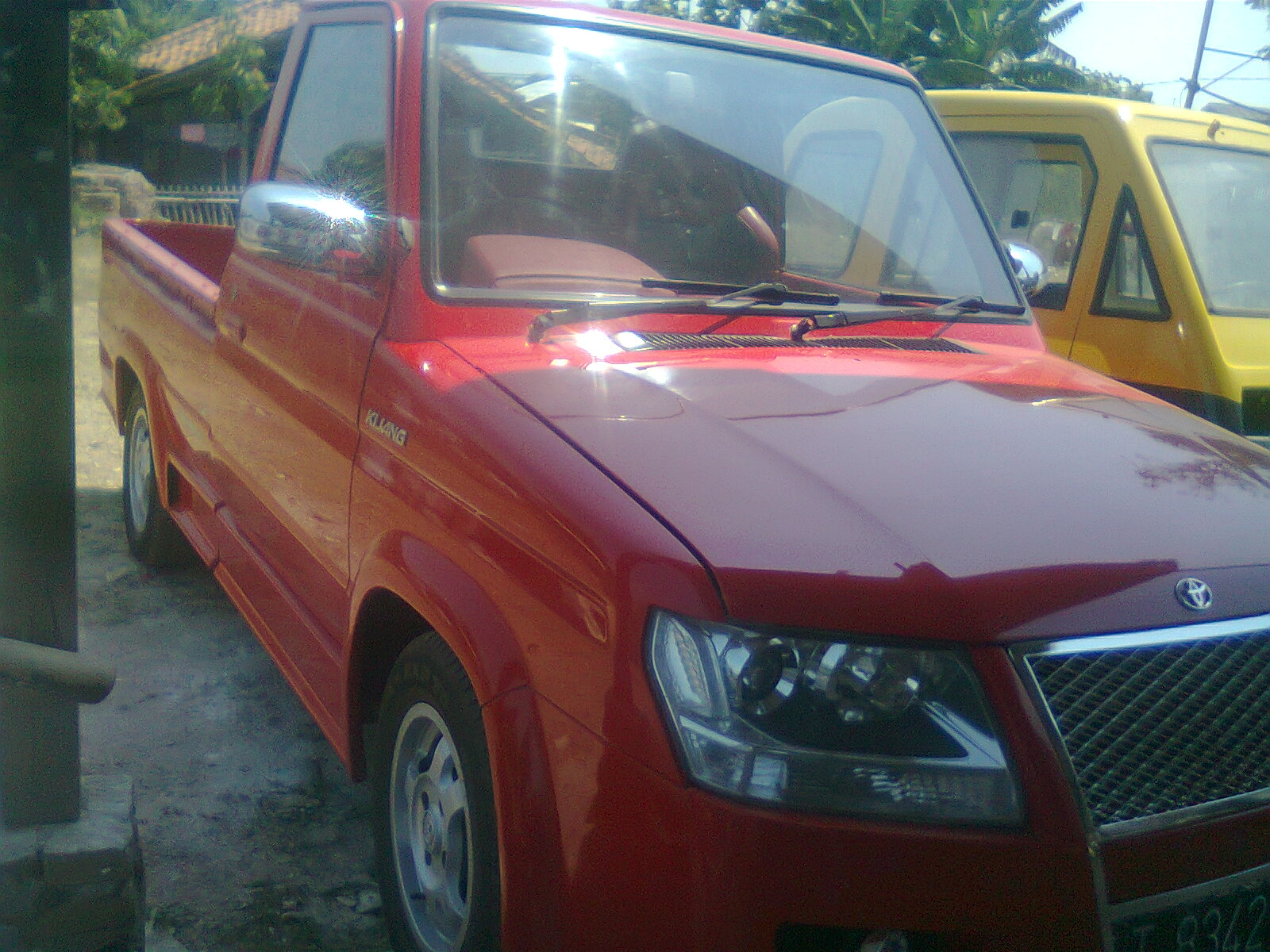 90 Modifikasi Mobil Pick Up Kijang Super HD