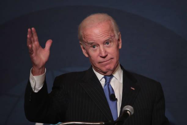 Biden Joe : Georgia voting limitation bill is 'atrocity'