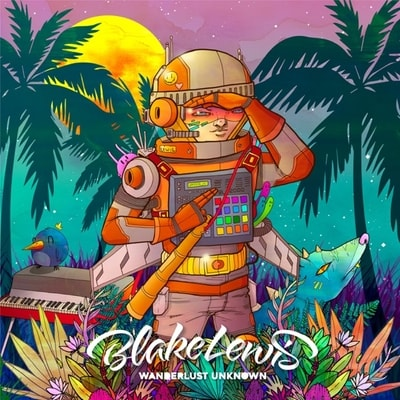 Blake Lewis - Wanderlust Unknown (2020) - Album Download, Itunes Cover, Official Cover, Album CD Cover Art, Tracklist, 320KBPS, Zip album