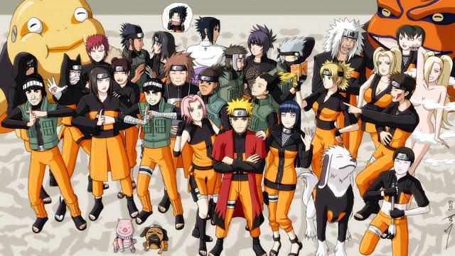Naruto Shippuden 1