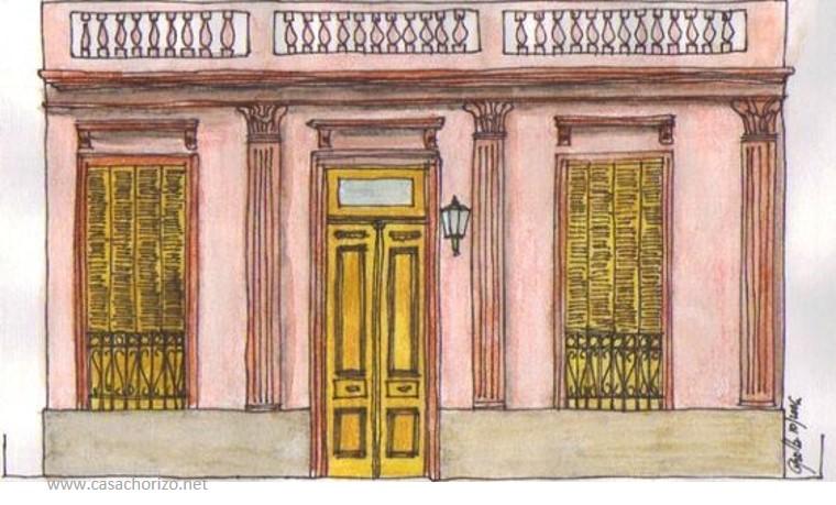 Arte Casa chorizo