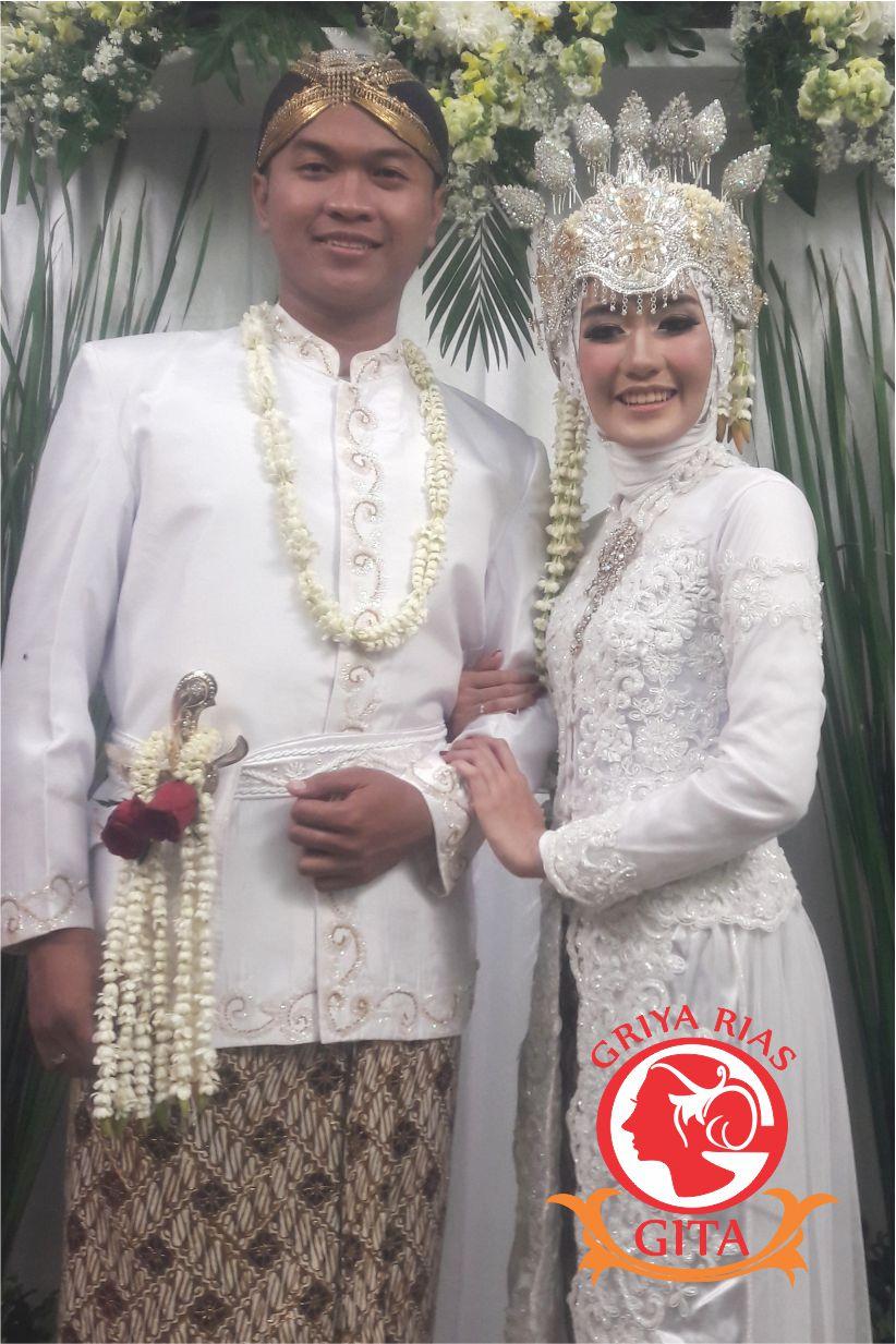 Baju Nikah Putih Sunda