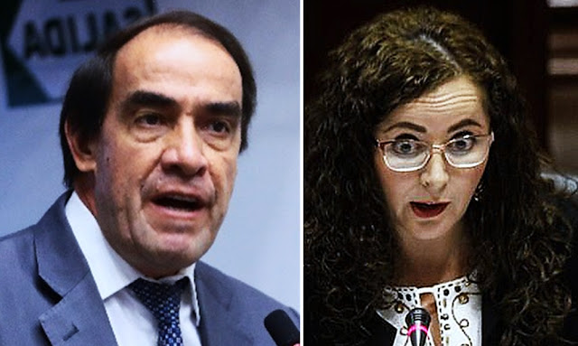 Yonhy Lescano, Rosa Bartra