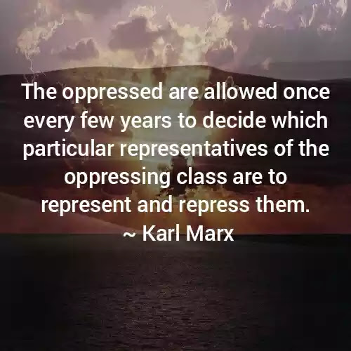 karl marx famous quotes