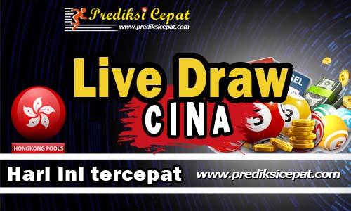 Live Draw China Tercepat Hari Ini