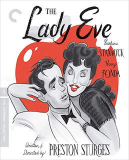 The Lady Eve - Cover