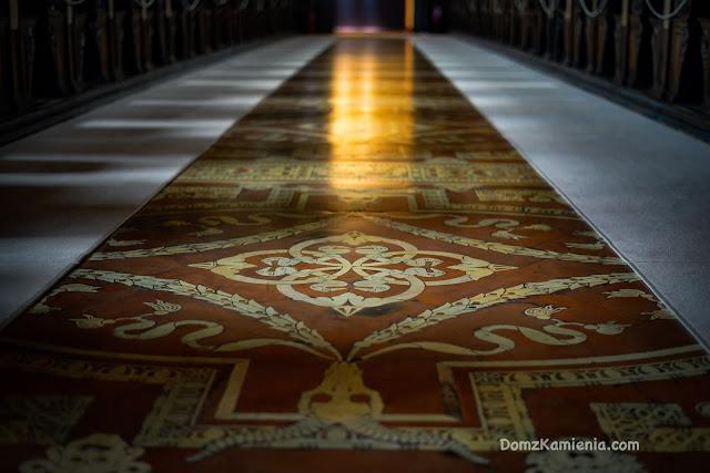 San Lorenzo biblioteka Laurenziana