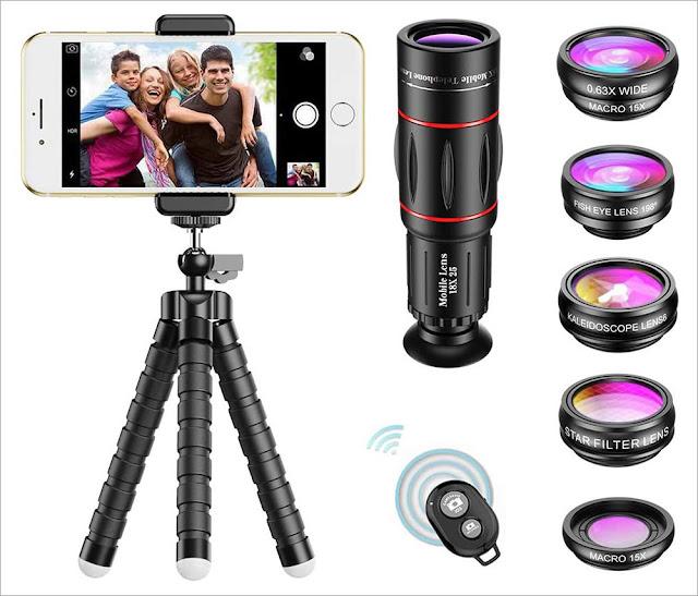 10 Lensa Tambahan Untuk HP iPhone