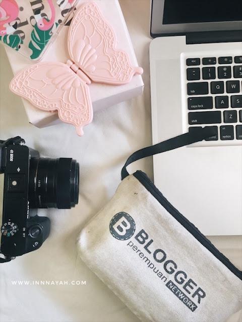 Milestone Tumbuh Bersama Blogger Perempuan