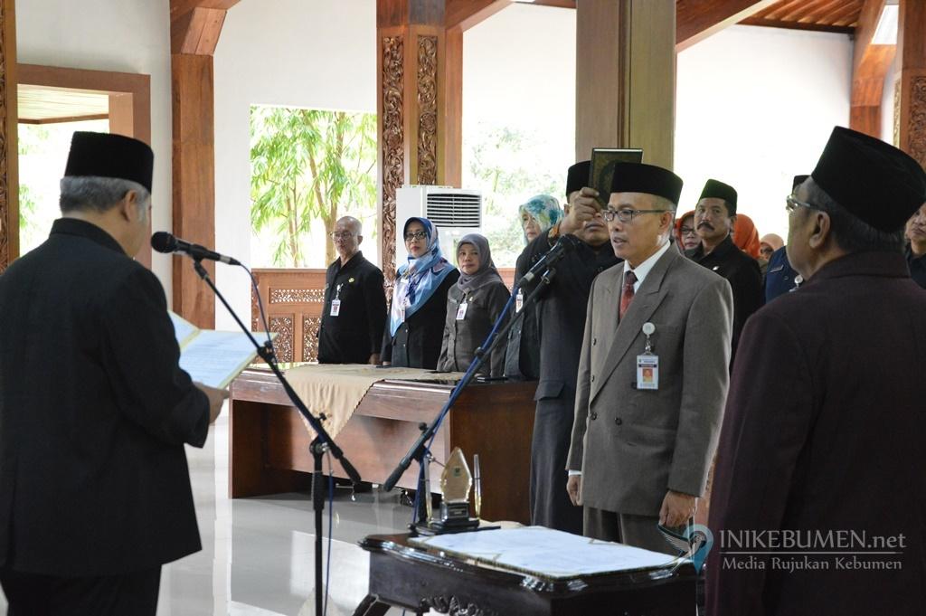 PENTING!! Seleksi Calon Sekretaris Daerah Kebumen Dimulai