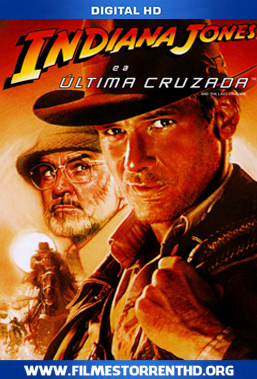 Baixar Indiana Jones e a Última Cruzada – Bluray Rip 1080p Torrent Dual Áudio (1989)