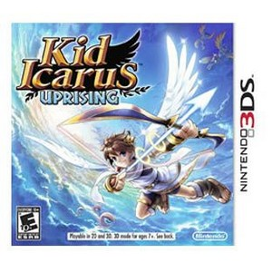 Rom Kid Icarus Uprising 3DS