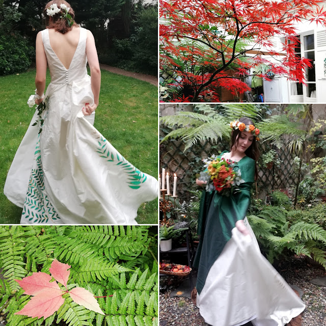 Mariage green, mariage forêt