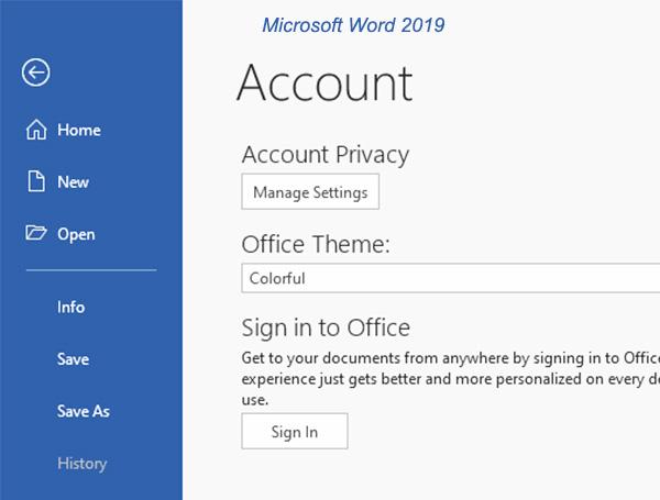 Download Word 2019 + Hướng dẫn cài đặt chi tiết mới nhất a