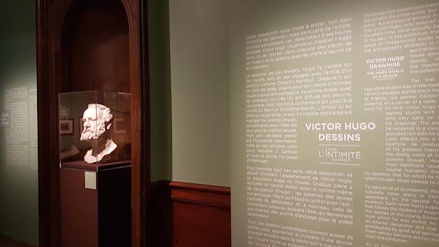 Exposition : Victor Hugo - Dessins