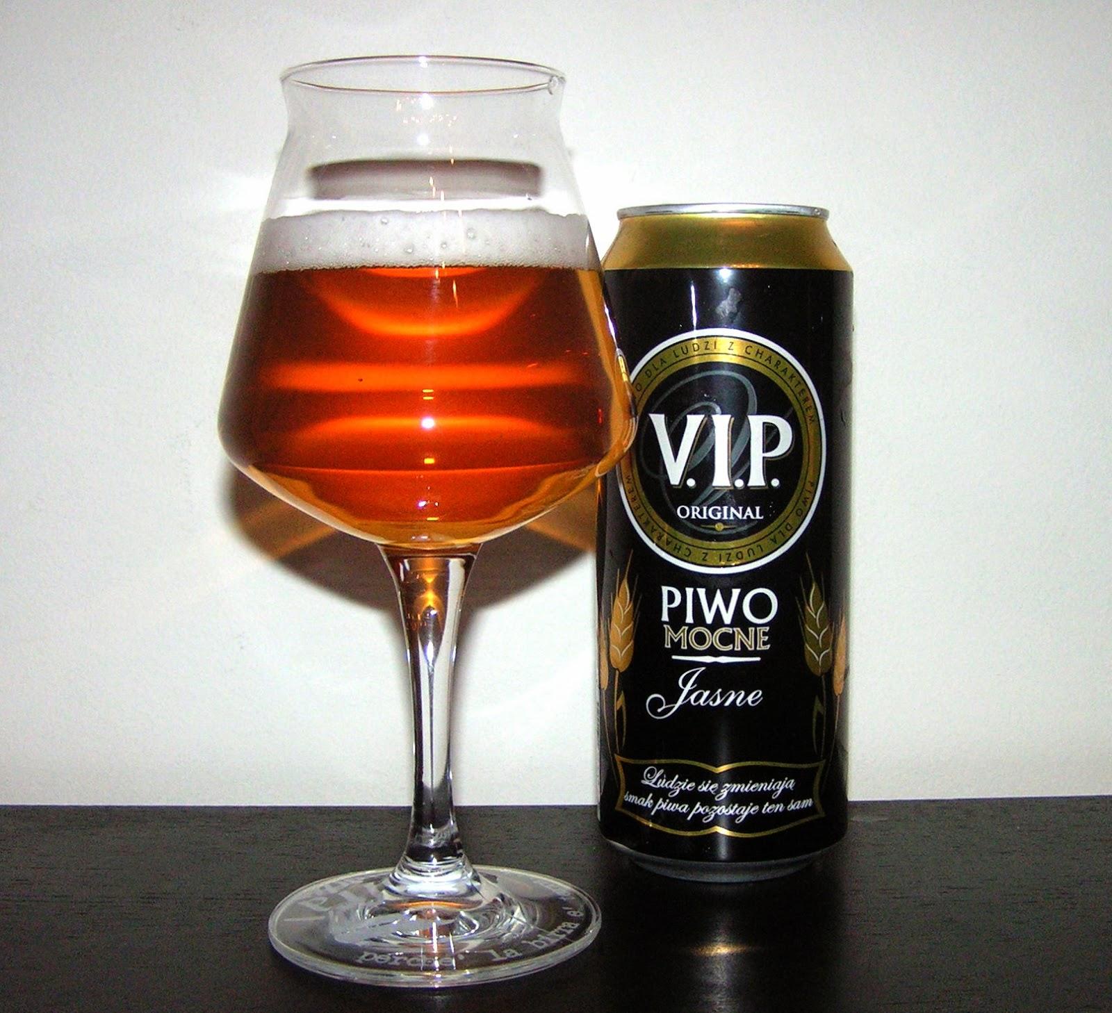 Piwo VIP | Puszka | Biedronka