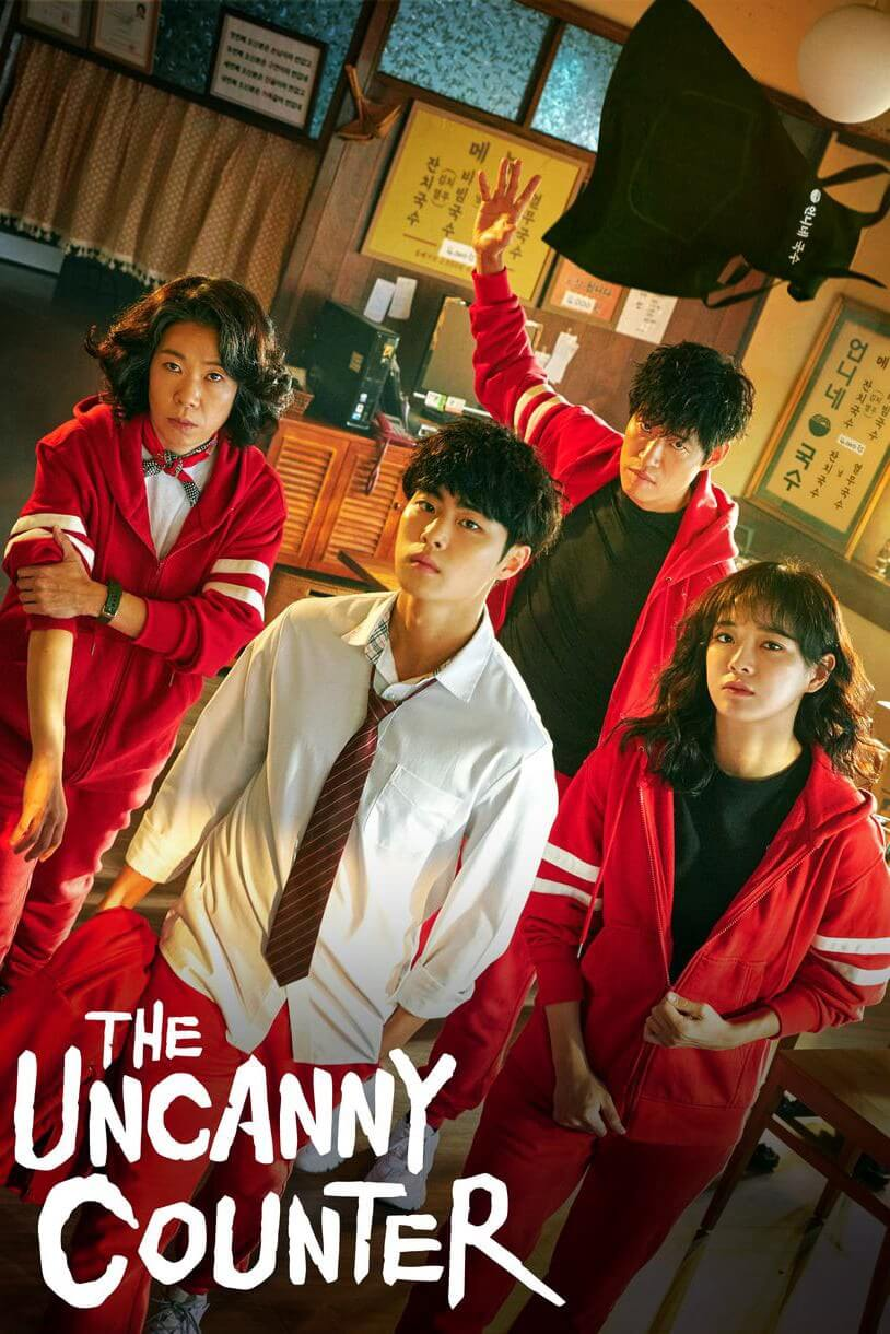 Netflix: 'The Uncanny Counter' Korean Drama Review