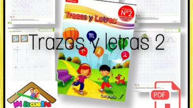 trazos y letras 2 pdf gratis