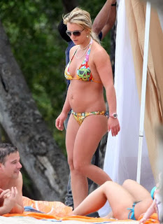 Gorda  Britney Spears