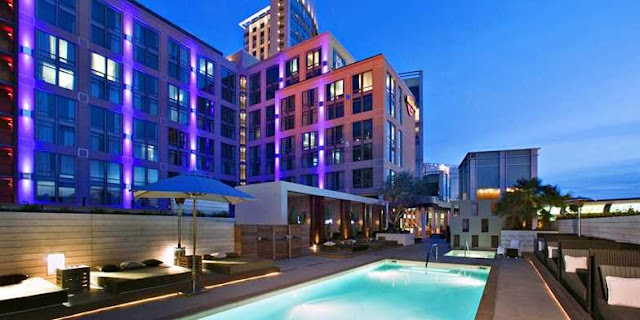 Hard Rock Hotel is in The Heart of Downtown San Diego. Rock Star Suites, Rooftop Pool, Nobu and the Hottest Nightlife in the Gaslamp Quarter and Downtown.